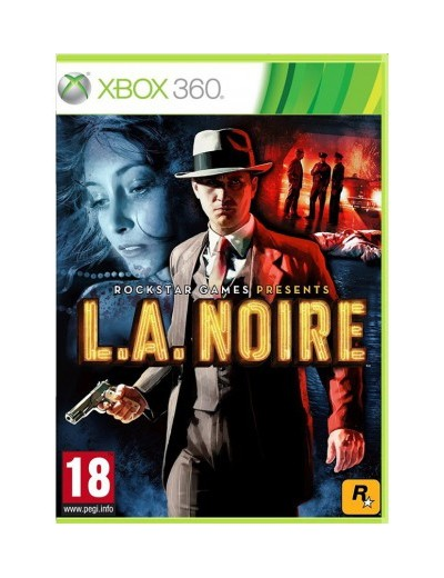 L.A. Noire XBOX360 ANG Używana