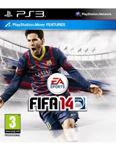 FIFA 14 PS3 POL Używana