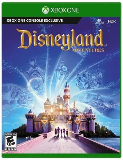 Disneyland Adventures XBOXOne POL Używana