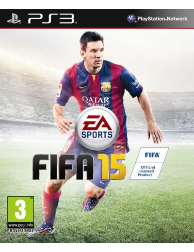FIFA 15 PS3 POL Używana
