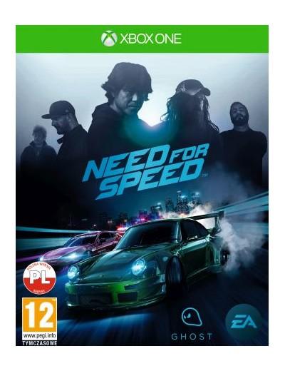 Need for Speed XBOXOne POL Używana
