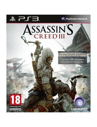 Assassin's Creed III PS3 POL Używana