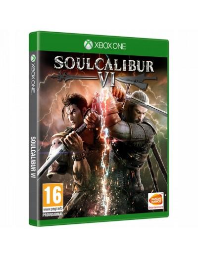 Soul Calibur VI XBOXOne ANG Używana