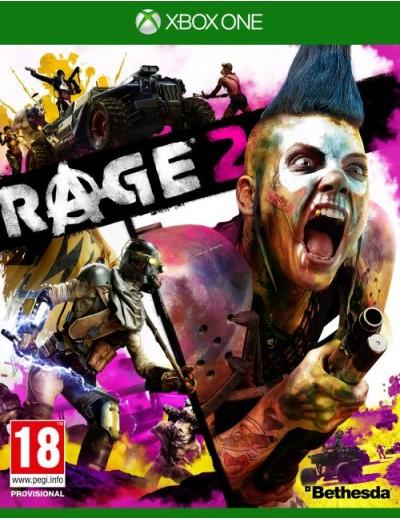 Rage 2 XBOXOne POL Używana