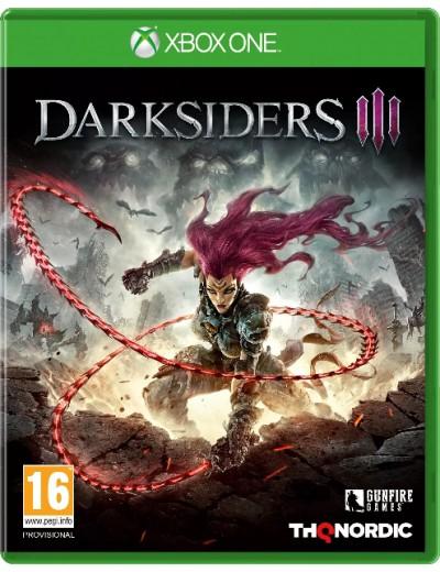 Darksiders III XBOXOne POL Nowa