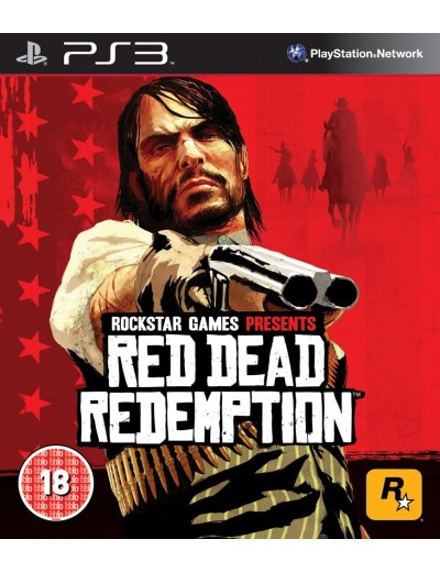 Red Dead Redemption PS3 ANG Używana