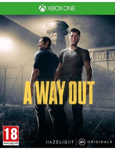 A Way Out XBOXOne POL Używana