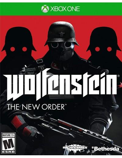 Wolfenstein: The New Order XBOXOne POL Używana
