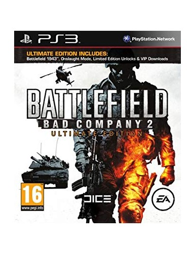 Battlefield: Bad Company 2 PS3 ANG Używana