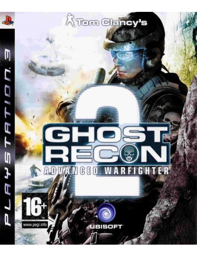 Tom Clancy's Ghost Recon: Advanced Warfighter 2 PS3 ANG Używana