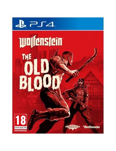 Wolfenstein: The Old Blood PS4 POL Używana