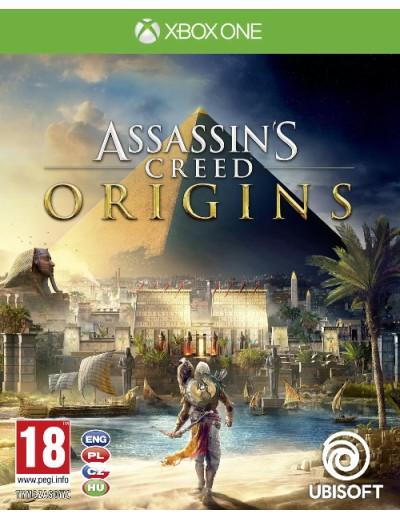 Assassin's Creed: Origins XBOXOne POL Używana