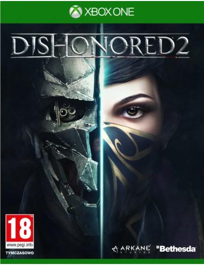 Dishonored 2 XBOXOne POL Używana