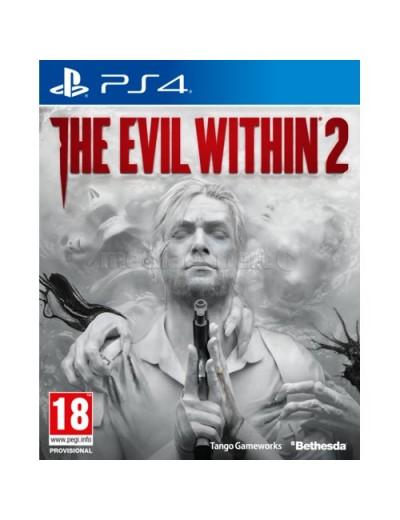 The Evil Within 2 PS4 POL Używana