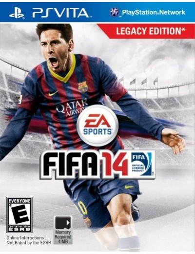 FIFA 14 PS Vita INNY Używana