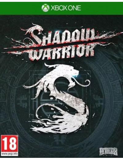 Shadow Warrior XBOXOne POL Nowa