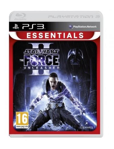 Star Wars: The Force Unleashed II PS3 ANG Używana
