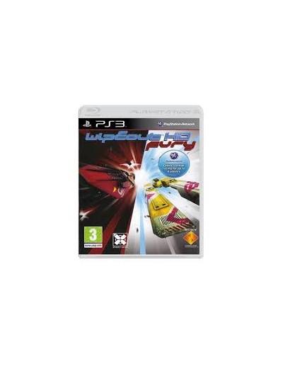 Wipeout HD PS3 ANG Używana