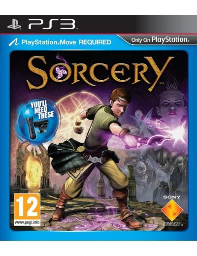 Sorcery PS3 POL Używana