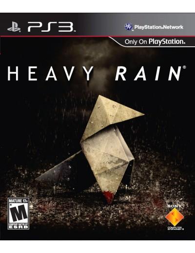 Heavy Rain PS3 POL Używana