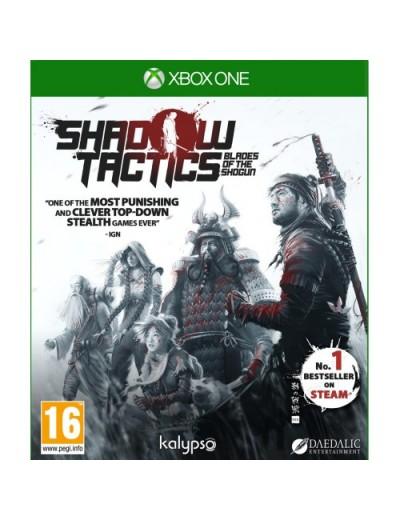 Shadow Tactics XBOXOne POL Nowa