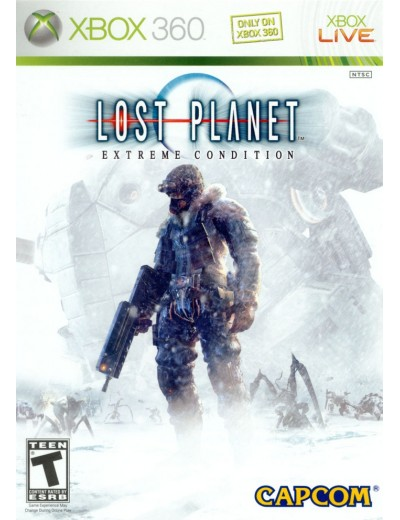 Lost Planet: Extreme Condition XBOX360 ANG Używana
