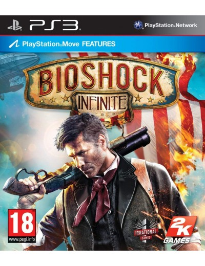Bioshock: Infinite PS3 ANG Używana