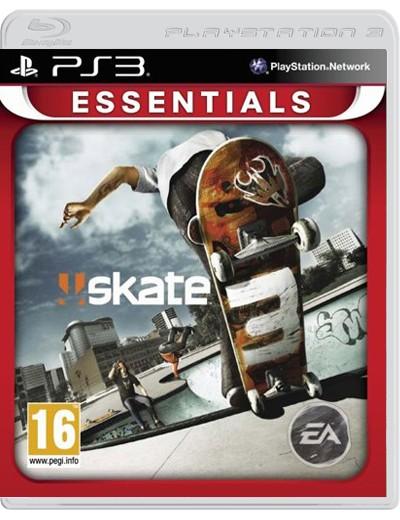 SKATE 3 PS3 ANG Używana