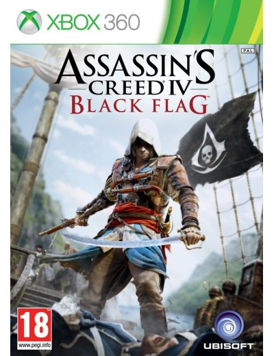 Assassin's Creed IV: Black Flag XBOX360 POL Używana