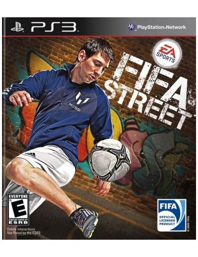 FIFA Street PS3 ANG Używana