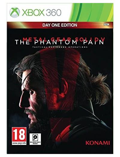 Metal Gear Solid V The Phantom Pain XBOX360 ANG Używana