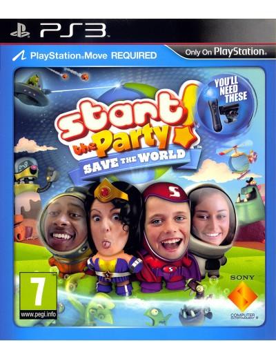 Start the Party 2! PS3 POL Używana
