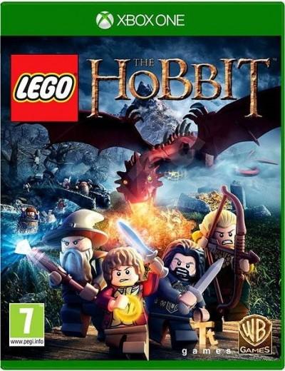 Lego Hobbit XBOXOne POL Używana