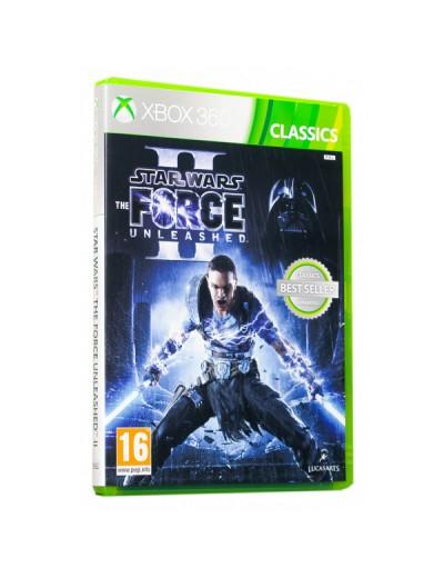 Star Wars: The Force Unleashed II XBOX360 ANG Używana