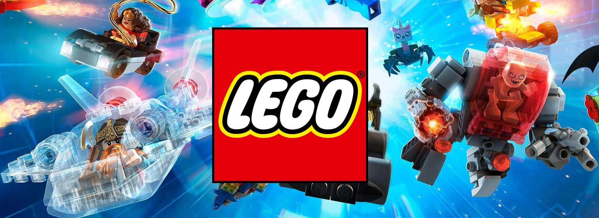 Gry z serii LEGO